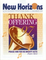 New Horizons Cover